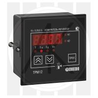 ПИД-регулятор ТРМ12 для управления задвижкой