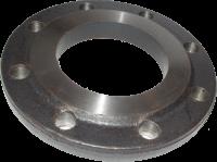 Фланец ГОСТ 12820, нержавеющая сталь 12Х18Н10Т, Ру10